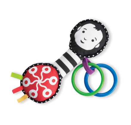 Wimmer-Ferguson Grasp & Grow Rattle