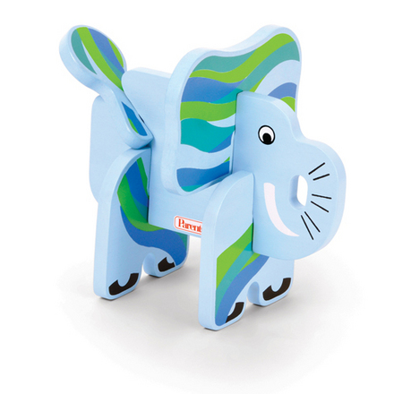 Parents Jungle Pals Elephant Stacking Puzzle picture