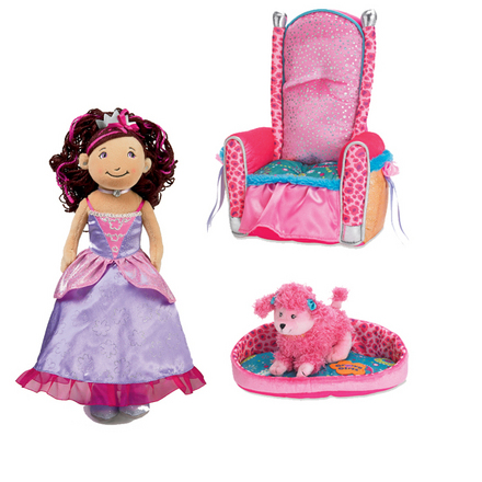 Groovy Girls Royal Treatment Gift Set picture