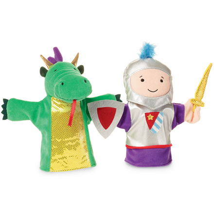 Puppet Pairs Mythical Mates picture