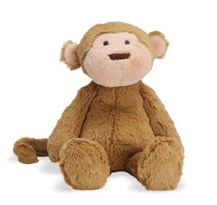 Lovelies - Mocha Monkey Medium picture