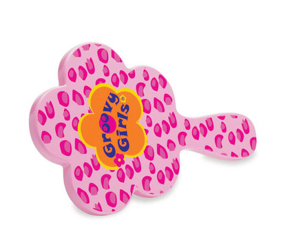 Groovy Girls Child Size Best Tressed Mirror (Pink Leopard) picture