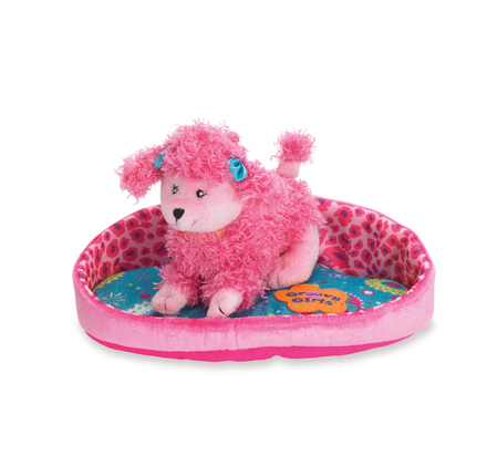 Groovy Girls Royal Splendor Puppy & Pouf picture