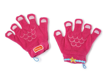 Parents Sudsy Fun Mitts Mermaid picture