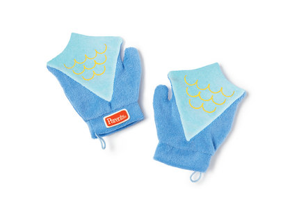Parents Sudsy Fun Mitts Fish picture