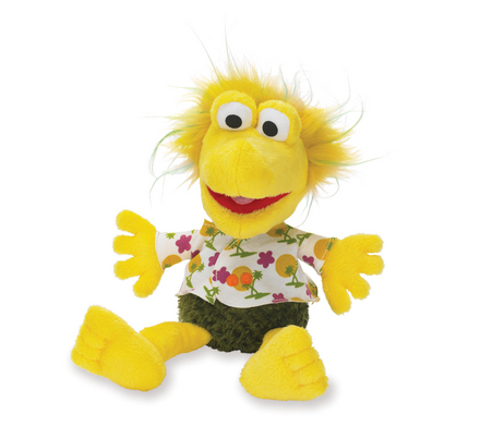 Fraggle Rock Wembley Bobble Head picture