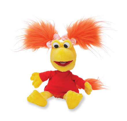 Fraggle Rock Red Bobble Head picture