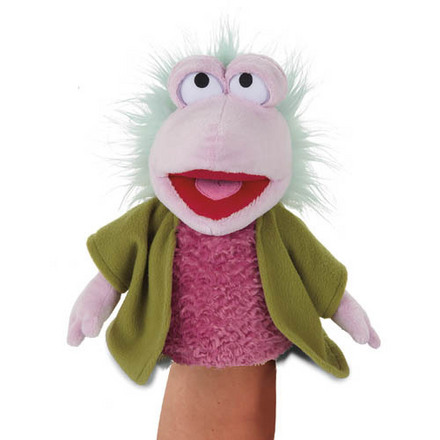 Fraggle Rock Hand Puppet Mokey picture