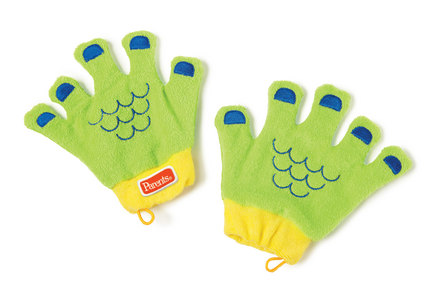 Parents Sudsy Fun Mitts Sea Monster picture
