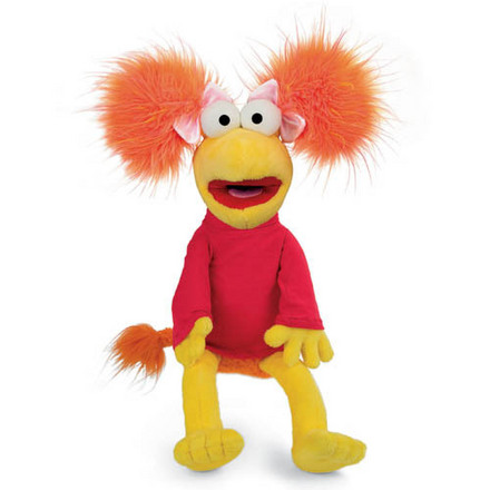 Fraggle Rock Red picture