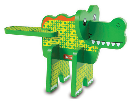 Parents Alligator Stacking Puzzle picture