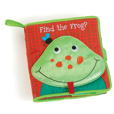 Find the Frog Activity Book picture