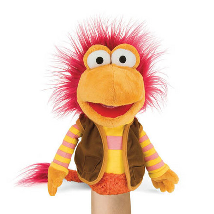 Fraggle Rock Hand Puppet Gobo picture