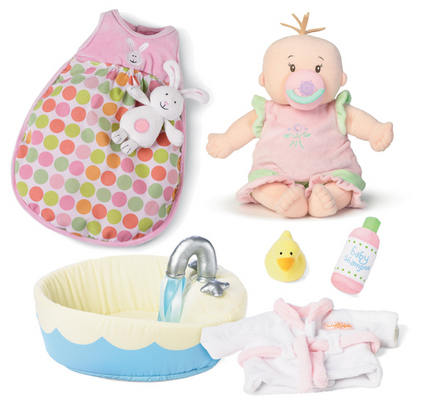 Baby Stella Bath time Gift Set picture