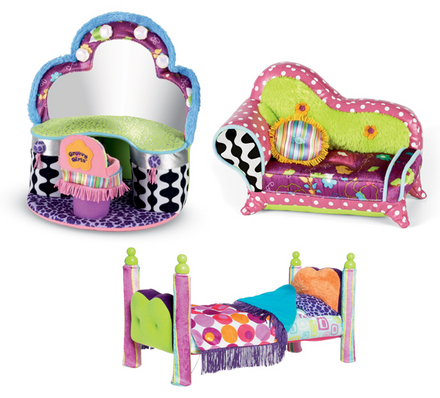 Groovy Girls Ultimate Bedroom Gift Set picture