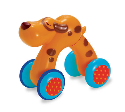 Go! Puppy Push Toy