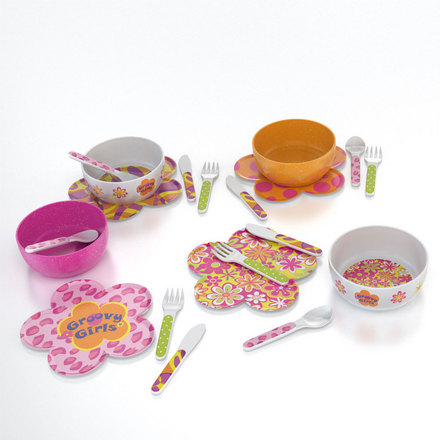 Groovy Girls Child Size It's Dinnerlicious Time! picture