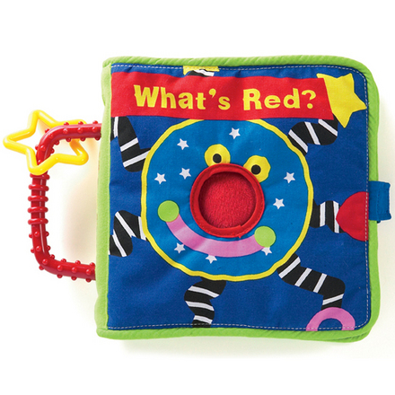 Whoozit What Is Red? Book picture