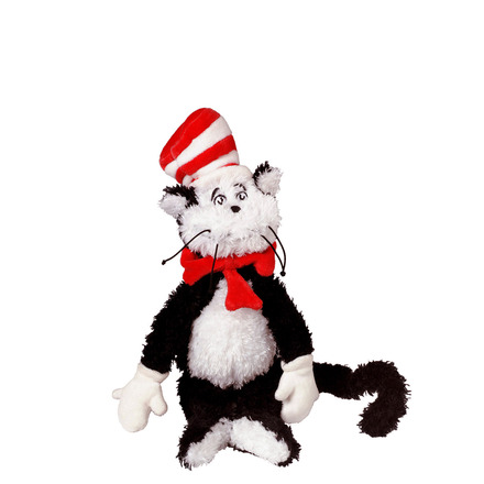 Dr. Seuss THE CAT IN THE HAT Small