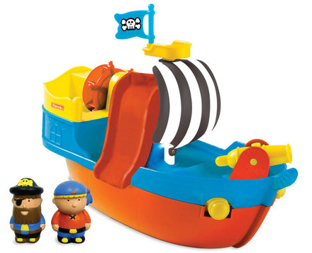 Parents Ahoy Matey! Bath Time Ship picture