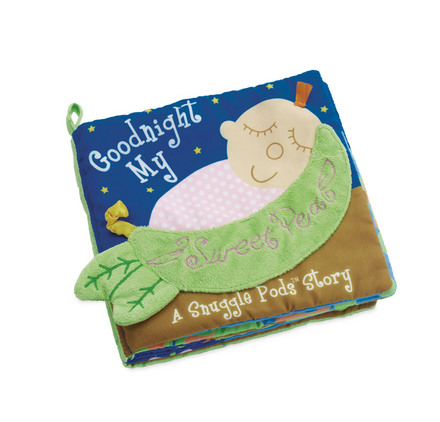 Snuggle Pods Goodnight My Sweet Pea Book picture