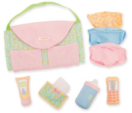Baby Stella Darling Diaper Bag picture