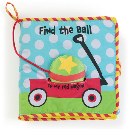 Find the Ball Activity Book picture