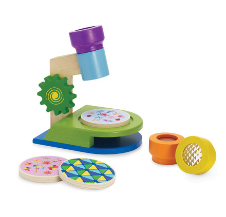 Learning Play Microscope picture