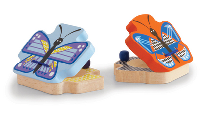 Parents Clickity Clack Butterflies picture