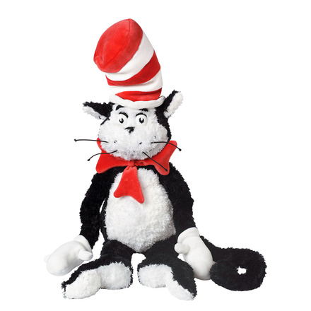 Dr. Seuss THE CAT IN THE HAT Large picture