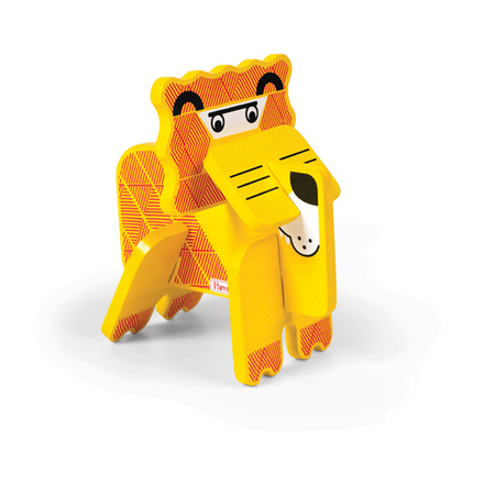 Parents Jungle Pals Lion Stacking Puzzle picture