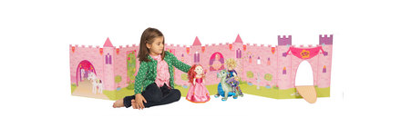 Groovy Girls Royalicious Princess Castle picture