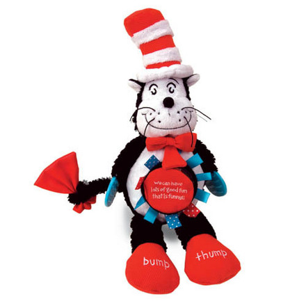 Dr. Seuss The Cat In The Hat Activity Cat picture