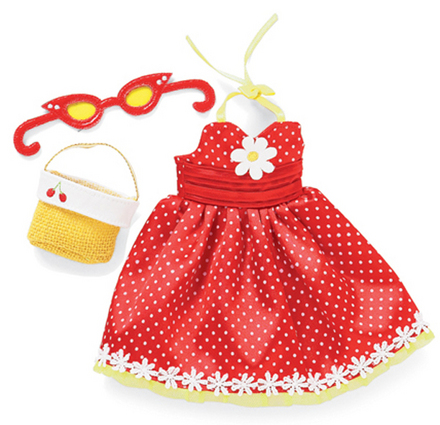 Groovy Girls Fashions Red She Said picture