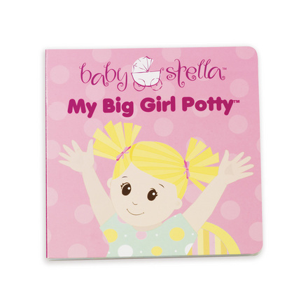 Baby Stella My Big Girl Potty Book