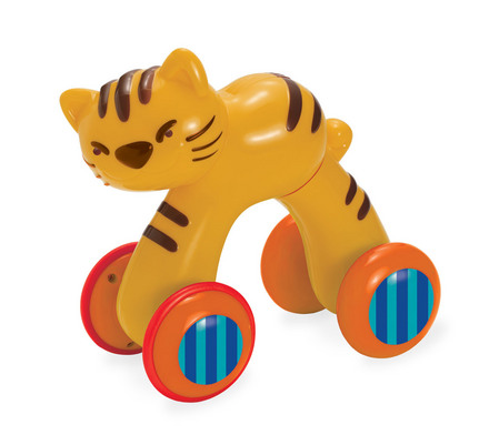 Go! Kitty Push Toy