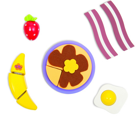 Groovy Girls Child Size Food-a-licious Breakfast Set
