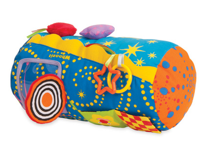 Whoozit Blissful Bolster Toy picture