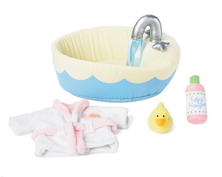 Baby Stella Bath Set picture