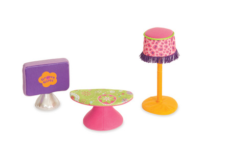 Groovy Girls Darling Decor Accessory Set