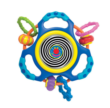 Whoozit Busy Swirls Activity Toy picture