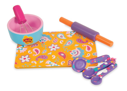 Groovy Girls Child Size Sweetalicious Baking Set picture