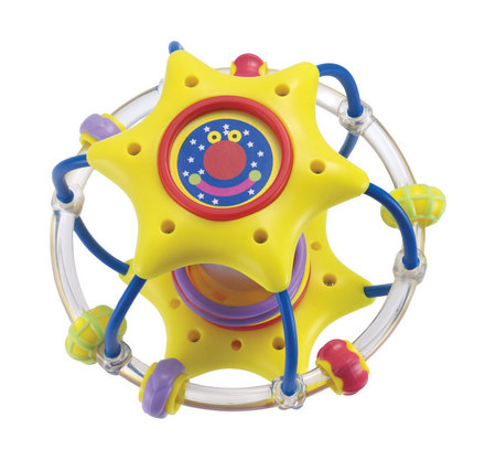 Whoozit Galaxy Star Activity Ball picture