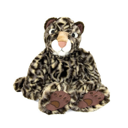 Manhattan Wildlife Collection Baby Lyanna Leopard picture