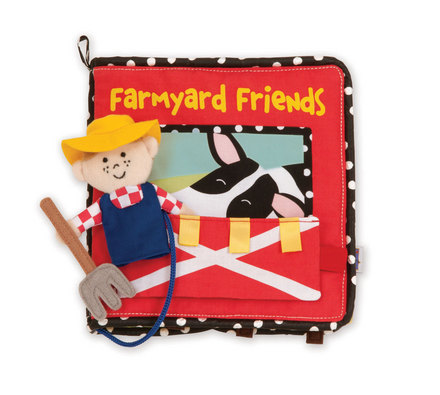 Farmyard Friends Activity Book picture