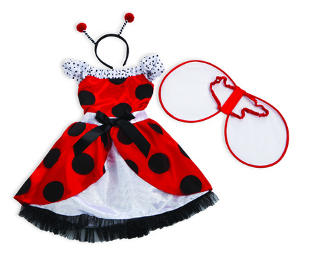 Groovy Girls Lana Ladybug Girl Size Dress-up picture