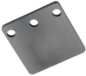 FLAT Mounting Bracket for SINGLE Remote Oil Filter Base picture