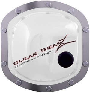 CLEARGEARZ- Dana 30 - Clear Differential Covers- Clearance picture