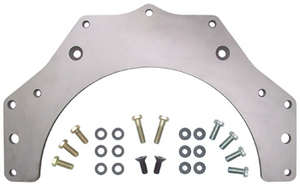 Transmission Adapter; 62-Up Chevy V8 to 66-Up B.O.P. or ST300,TH350,TH400,700R4 picture