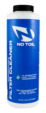 FILTER CLEANER 16 OZ. picture